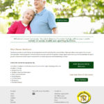 Glenhaven Country Estate website design