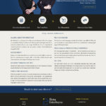 Ilizna Esterhuyse Attorneys (iedivorce) website design